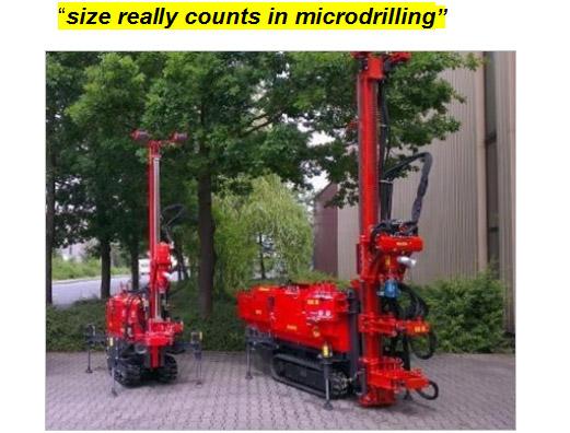 Microdrill