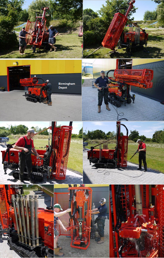 Microdrilling image gallery