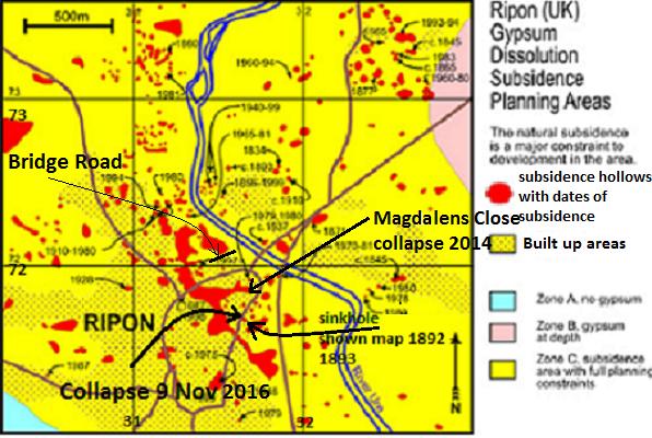 Mine Shaft And Sinkhole Helpline Geoinvestigate